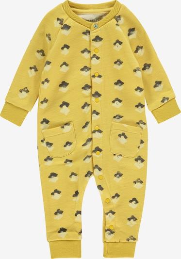 IMPS&ELFS Rompertje/body 'Alicedale' in de kleur Geel, Productweergave