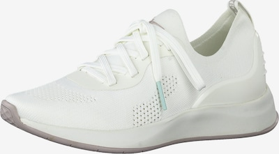 TAMARIS Sneakers laag 'Tamaris Fashletics' in de kleur Wit, Productweergave