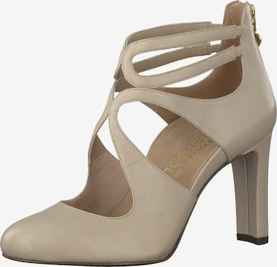 testszínű Tamaris Heart & Sole Magasított cipő, Termék nézet
