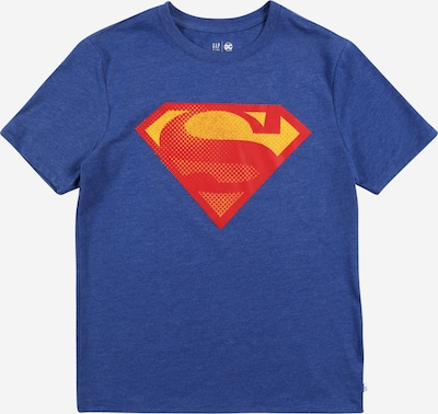 GAP T-Shirt 'BAS SHIELD' in blau, Produktansicht