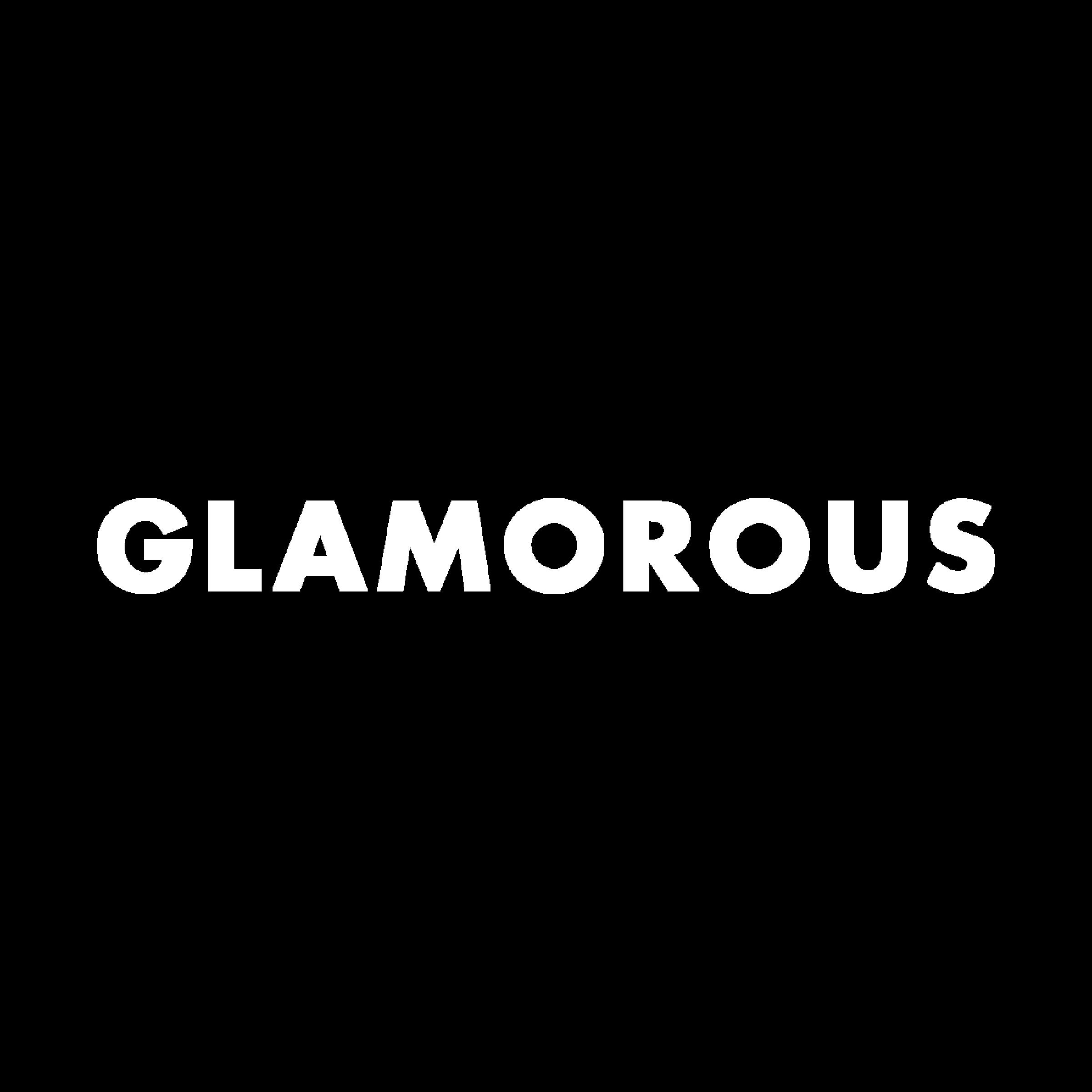 GLAMOROUS CURVE Logo