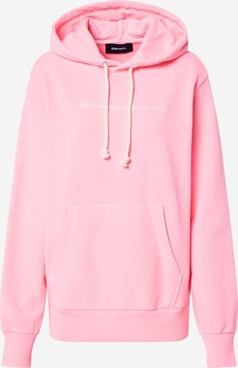 Megztinis be užsegimo 'S-GIRK' iš DIESEL , spalva - rožinė, Prekių apžvalga