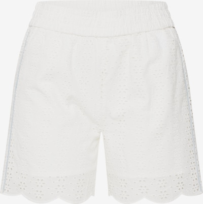 PIECES Shorts in weiß, Produktansicht