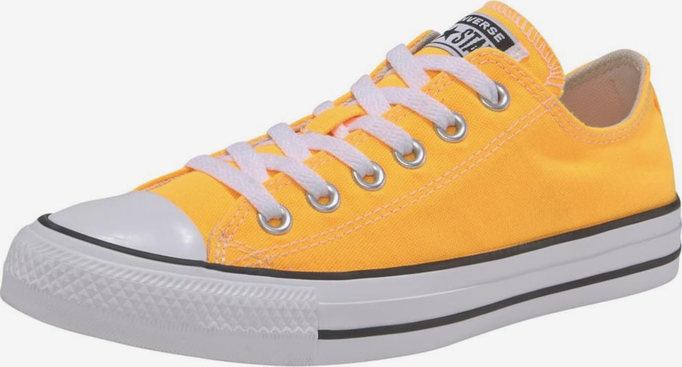 CONVERSE Sneaker 'Chuck Taylor All Star Ox Seasonal' in gelb, Produktansicht
