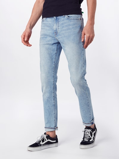 LEVI'S Jeans '510™ SKINNY FIT' in blue denim, Modelansicht