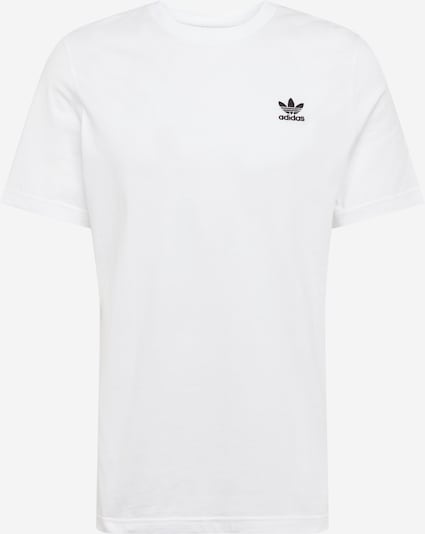 ADIDAS ORIGINALS Shirts 'ESSENTIAL TEE' in weiß, Produktansicht
