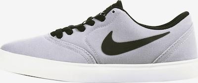 Nike SB Sneaker 'Check Canvas' in hellgrau, Produktansicht