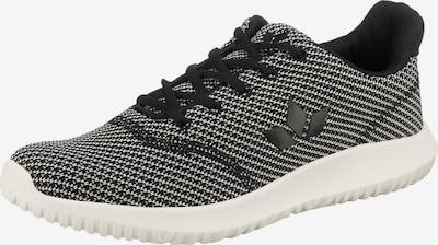 LICO Sneaker 'Central' in dunkelgrau / schwarz / weiß, Produktansicht