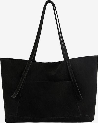 Plase de cumpărături 'G-Vega' MANGO pe negru, Vizualizare produs