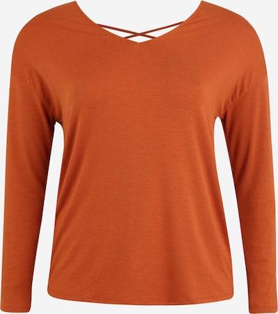 ABOUT YOU Curvy Shirt 'Lenio' in de kleur Sinaasappel, Productweergave