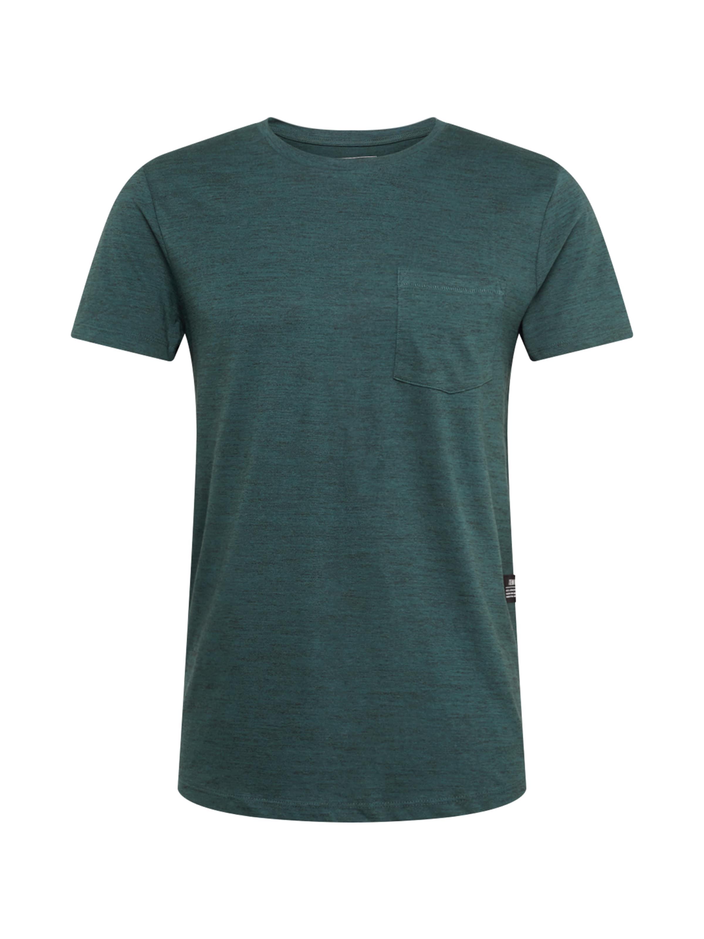 In Denim Dunkelgrün Shirt Tailor Tom lFcJK1