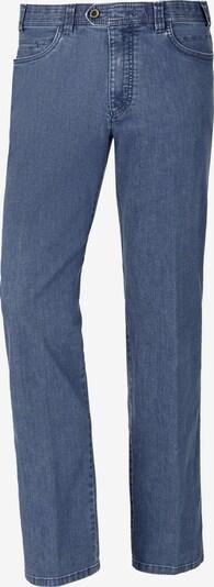 Charles Colby Jeans 'Andred' in de kleur Blauw: Vooraanzicht