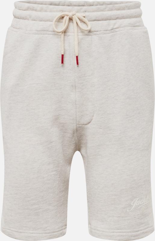 En Perle Jones Pantalon Blanc Jackamp; 'jjemelange Sweat Sts' Shorts orCWBedx