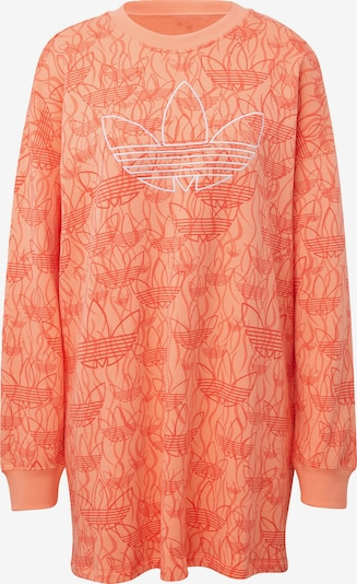 ADIDAS ORIGINALS Robe en orange, Vue avec produit