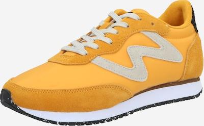 WODEN Sneaker 'Olivia II' in gelb / grau / schwarz, Produktansicht