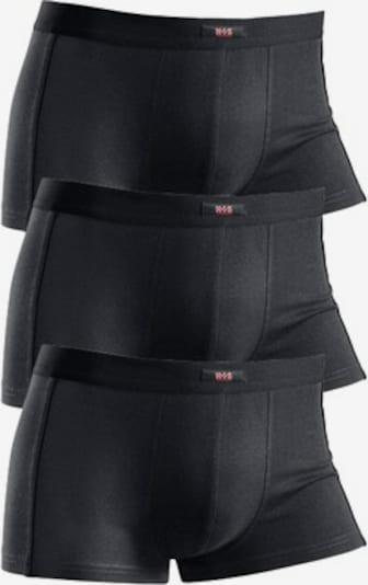 H.I.S Hipster (3 Stck.) in schwarz, Produktansicht