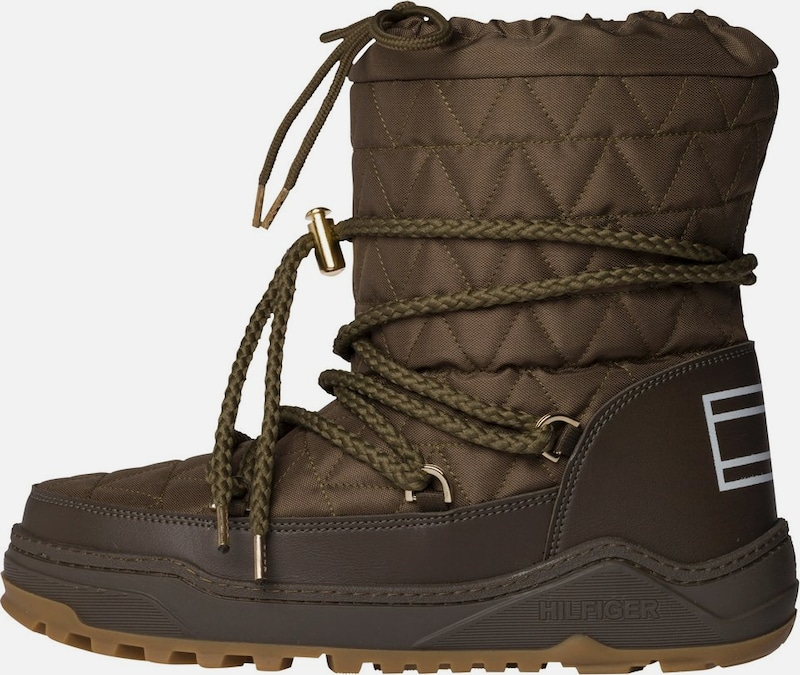 Hilfiger Snowshoe With Warm Lining