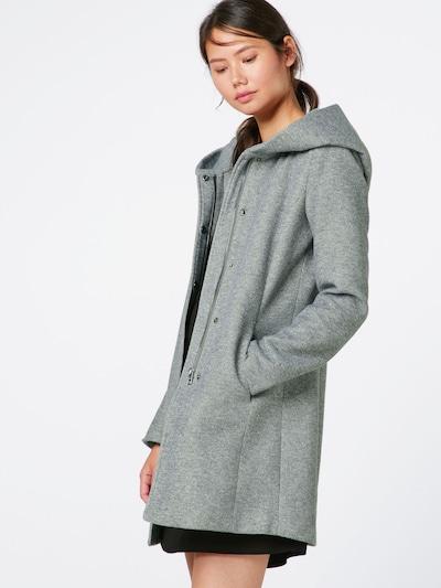 Palton de primăvară-toamnă 'SEDONA' ONLY pe gri deschis, Vizualizare model