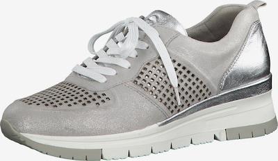 TAMARIS Sneaker in silber, Produktansicht