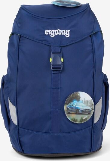 ergobag Schulrucksack in dunkelblau, Produktansicht
