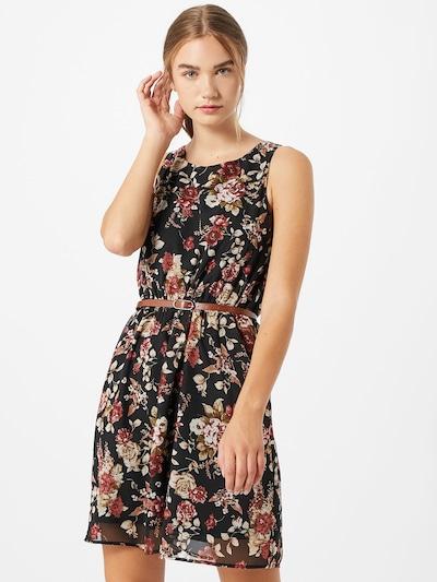 ABOUT YOU Kleid 'Senta' in mischfarben / schwarz, Modelansicht
