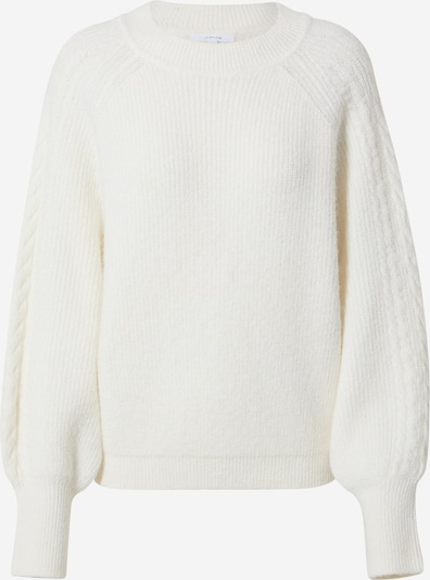 OPUS Trui 'Pable' in de kleur Wit, Productweergave
