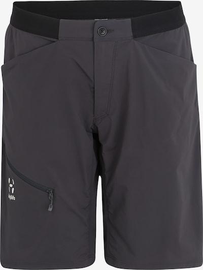 Haglöfs Pantalon de sport 'L.I.M Fuse Shorts Women' en gris foncé, Vue avec produit