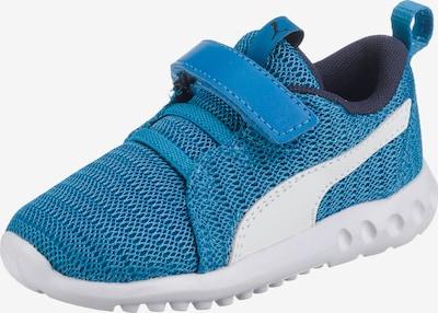 PUMA Sneakers Low 'Carson 2 V Inf' in türkis / weiß, Produktansicht