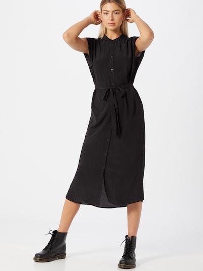 Someday Kleid 'Quito' in schwarz, Modelansicht