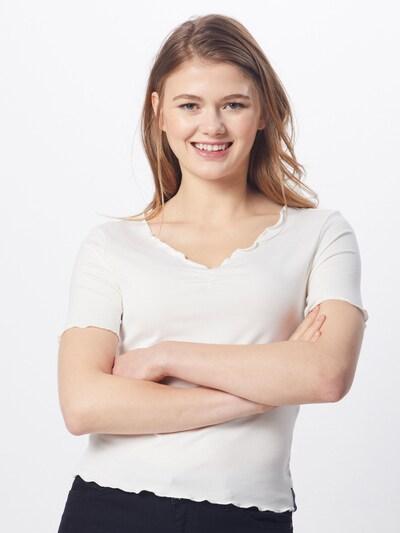 CATWALK JUNKIE Shirt 'TS BELLA' in weiß, Modelansicht