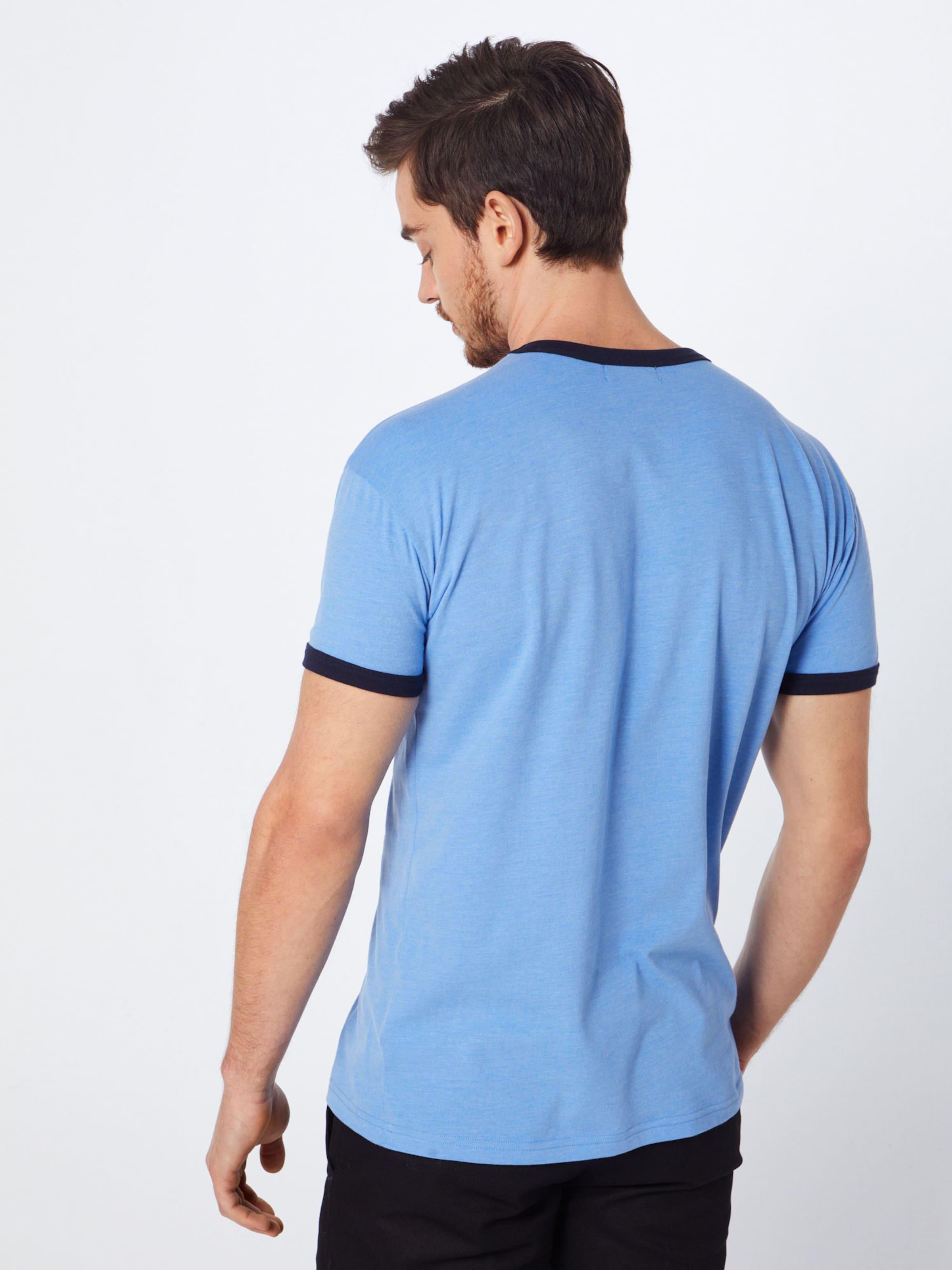T Derbe En shirt 'hans' BleuNoir ZOXPiuk
