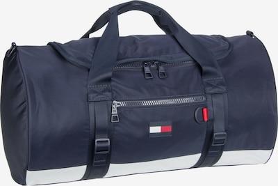 TOMMY HILFIGER Reisetasche in blau / weiß, Produktansicht