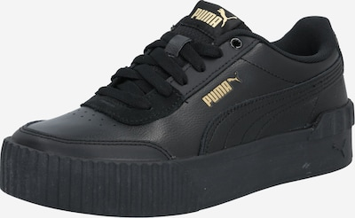 PUMA Sneaker 'Carina Lift' in gold / schwarz, Produktansicht