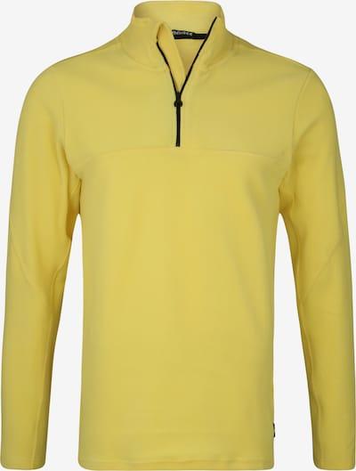 Hanorac sport CHIEMSEE pe galben, Vizualizare produs