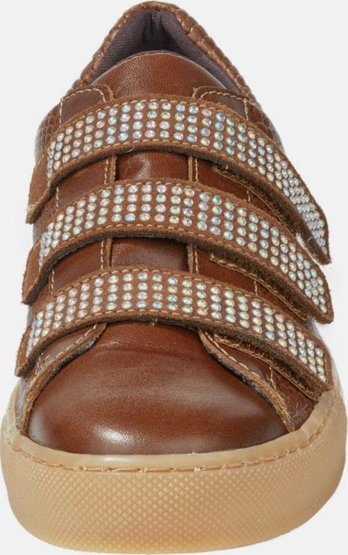 heine Sneaker mit Schmucksteinchen