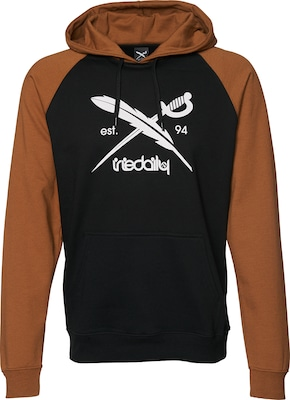 Iriedaily Sweatshirt 'Rugged Flag'