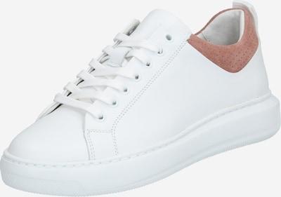 Bianco Chaussure à lacets 'Dava' en rosé / blanc, Vue avec produit