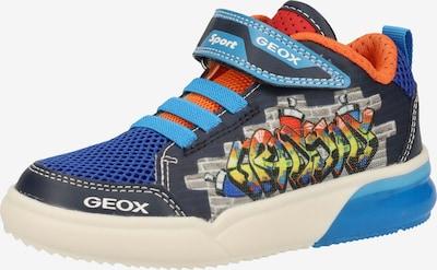 GEOX Sneaker in navy / mischfarben, Produktansicht