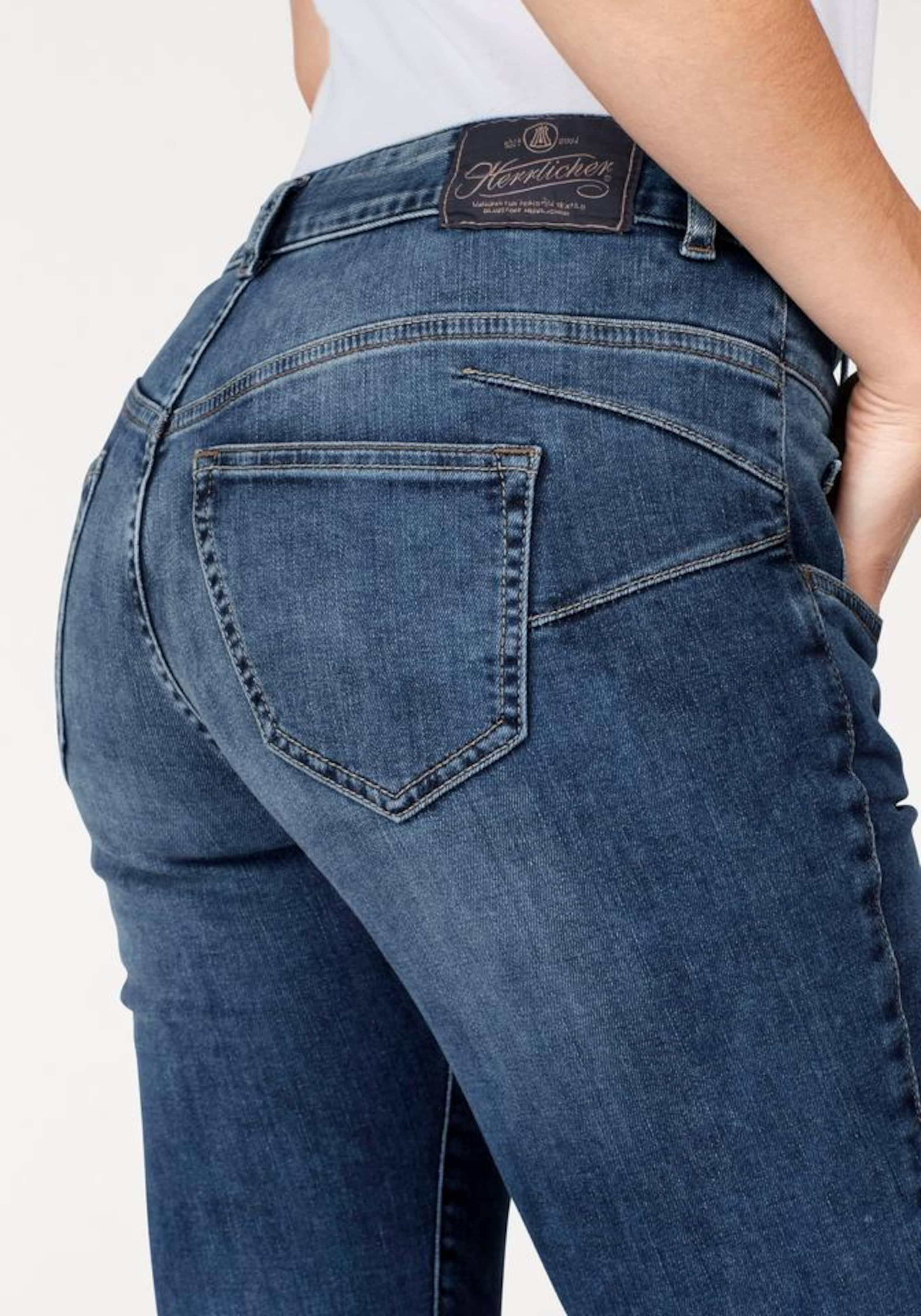 Herrlicher Slim-fit-Jeans 'BRITT SLIM' Billig Beliebt Geschäft Billige Neueste gUd6kbr
