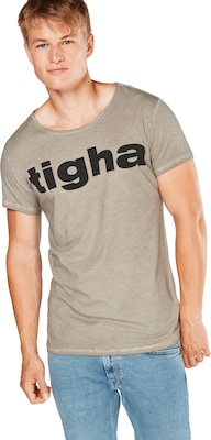 Tigha T-Shirt 'Logo Vintage MSN'
