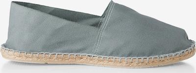 Espadrillas 'Classic' espadrij l´originale di colore grigio: Vista laterale