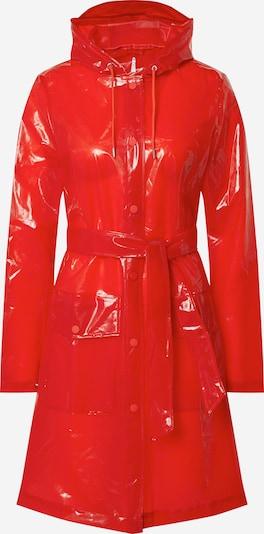 RAINS Mantel in rot, Produktansicht
