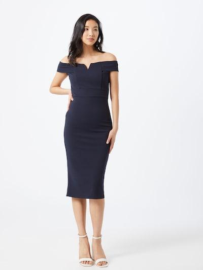 WAL G. Kleid in dunkelblau, Modelansicht