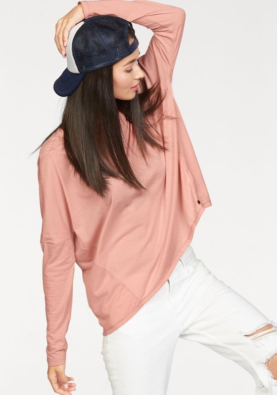 BENCH Oversize-Shirt 'CORE LS TEE'