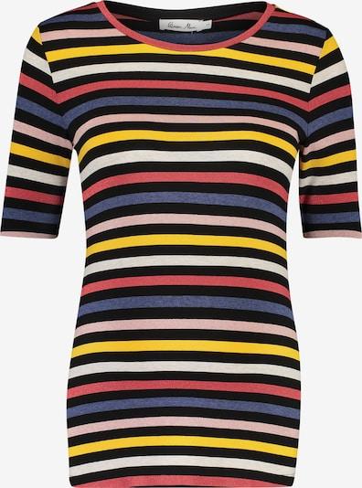 QUEEN MUM Top 'Stripe' in navy / gelb / rosa / merlot / schwarz, Produktansicht