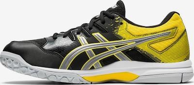 ASICS Sportschuh 'GEL-ROCKET 9' in gelb / schwarz, Produktansicht