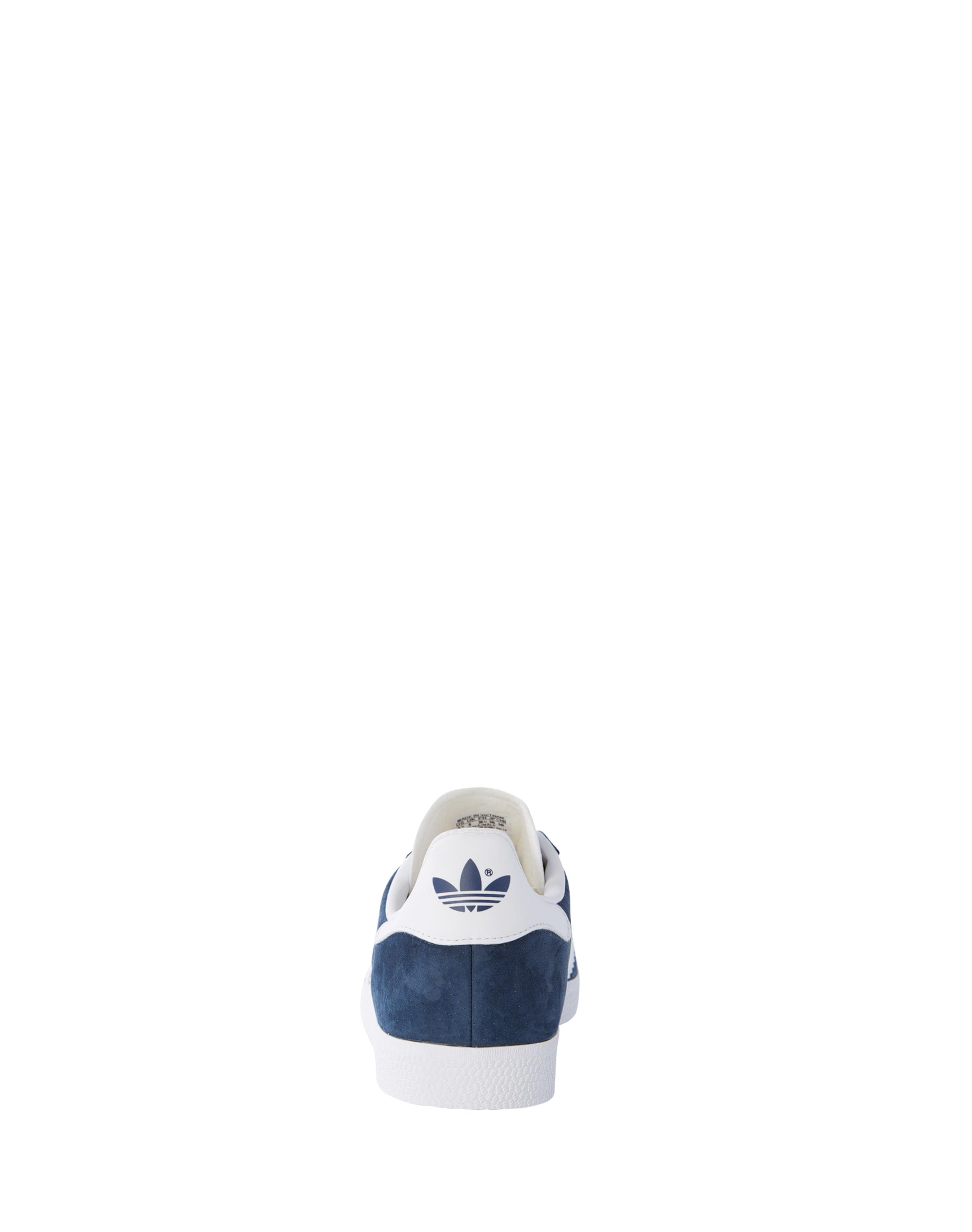 Basses Originals Bleu Baskets En Adidas 'gazelle' Marine YW9IEDH2eb