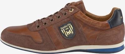 PANTOFOLA D'ORO Sneaker in cognac, Produktansicht