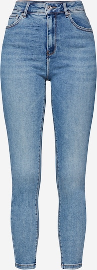 ONLY Jeans 'ONLEMILY LIFE HW ST RAW CRPANK' in de kleur Blauw denim, Productweergave
