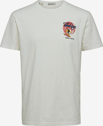 SELECTED HOMME T-Shirt in grau, Produktansicht
